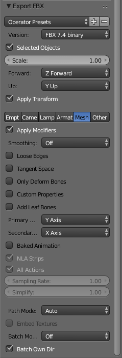Blender_Export_FBX_to_Unity_Setting