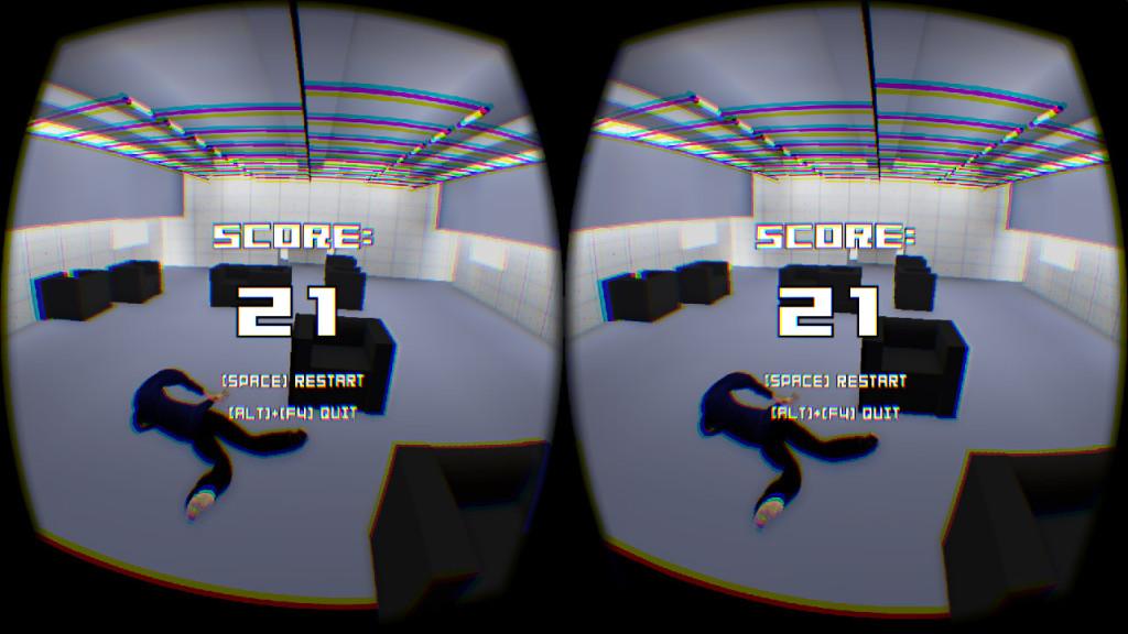 VI in VR